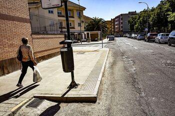 Las obras en la calle Severo Ochoa acabarán este mes