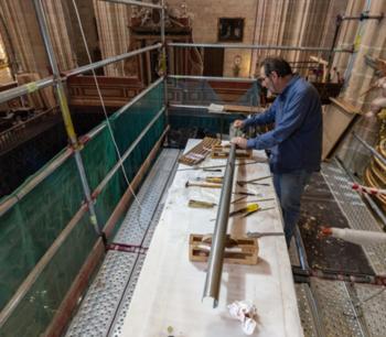 Tres talleres vallisoletanos se suman a 'Patrimonio Vivo'