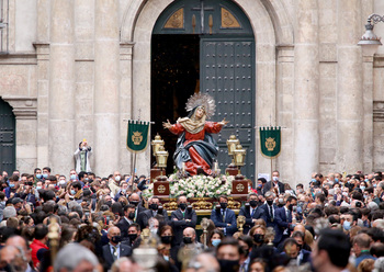 La Virgen de los Dolores protagoniza el JOHC