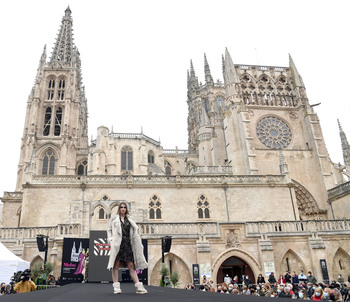 Así se viste en Burgos