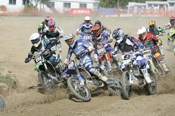 El Campeonato de España de Motocross vuelve con 140 pilotos