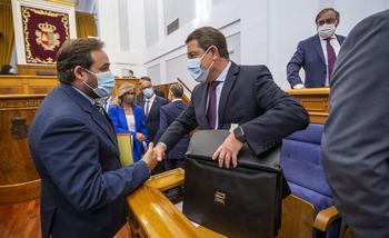 Núñez propone a Page nuevo estatuto sin tocar ley electoral