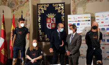 Once deportistas paralímpicos lucharán para estar en Tokio