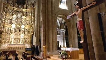 La catedral de Santo Domingo reabre para las visitas