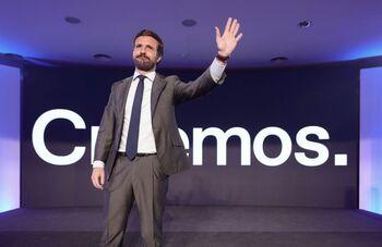 Casado atribuye a Sánchez la responsabilidad de los indultos