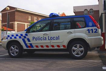 Fallece un motorista de 61 años en un choque en Valladolid
