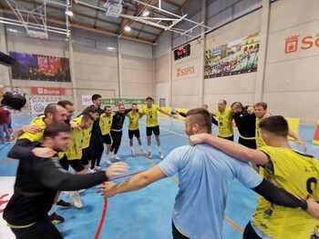 El Balonmano Soria se estrena con victoria en Copa del Rey