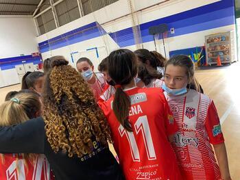 El Bargas FS femenino se exilia en Griñón