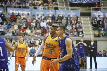El Hereda San Pablo cae derrotado por el Valencia Basket