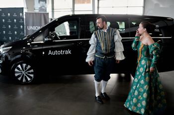 Almagro vuelve a subirse al teatro de sus Mercedes