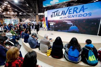 Talavera, Ciudad Patrimonio Cultural Inmaterial en Fitur