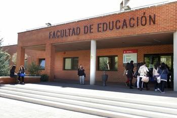 Imagen de archivo de la Facultad de Educación de Albacete.