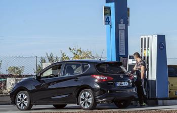 La subida de carburantes supone 24 € por depósito en Segovia