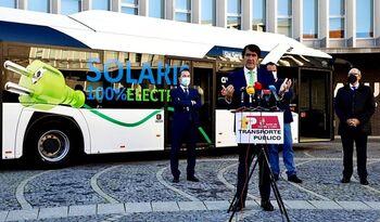 13M€ de fondos europeos irán a renovar las flotas de buses