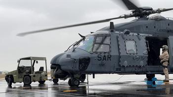 Los NH90 alcanzan 600 horas de vuelo en el Ejército del Aire