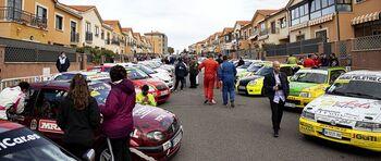 Daniel Marbán domina con claridad el Rallye de Ávila