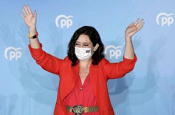 La izquierda cree los resultados en Madrid no extrapolables