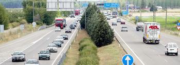 200 km de autovías reportarán al Estado unos 9M€ anuales