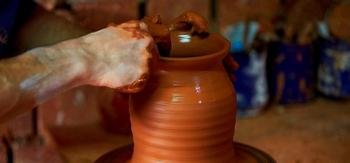 Un 25% de puenteños tiene relación directa con la cerámica