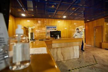 Hotel Ébora reabre tras más de un año de cierre por el Covid