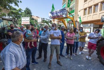 Afammer apoya movilización del campo