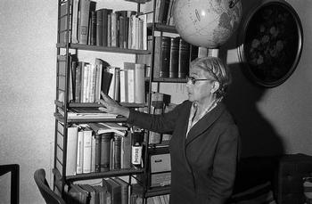 La pasión de Moliner hizo que en solo 15 años diera vida al 'Diccionario de uso del español'.