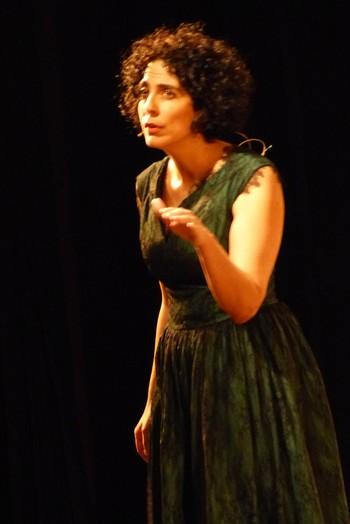 La polifacética Eva Guillamón prepara recitales novedosos