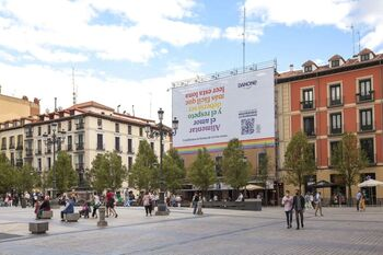 Danone lanza 'Nutriendo la Diversidad' por el mes del Orgullo