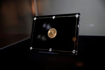 Subastan una moneda por 15,5 millones de euros