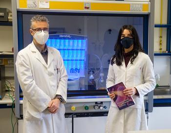 Una tesis de la UR abre la vía a los antibióticos selectivos