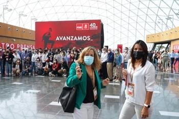Izquierdo y García se mantienen en la Ejecutiva del PSOE