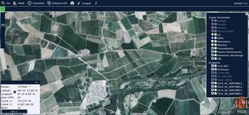 Agricultura actualiza el SIGPAC, clave para gestionar ayudas