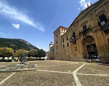 Oña reordenará la plaza del Conde Sancho