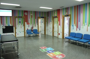 Las Urgencias de Pediatría se trasladan a consultas externas