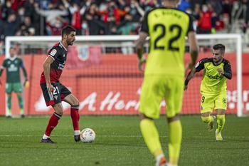 Derrota del Mirandés en un partido vibrante (1-2)