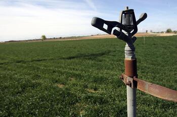 Un modelo predice el agua necesaria con cada tarifa