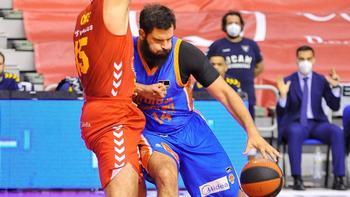 Dubljevic mantiene quinto al Valencia Basket