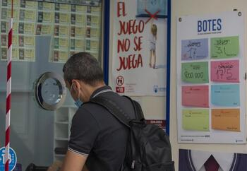 La bonoloto deja un premio de 73.167 euros en Valladolid