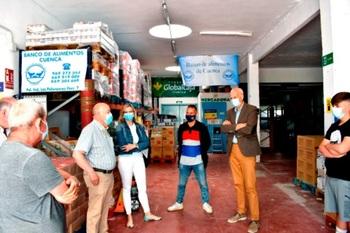 175.000 kilos de alimentos llegarán a 10.338 beneficiarios