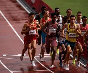 Gómez correrá la semifinal del 1500 el jueves a las 13.10