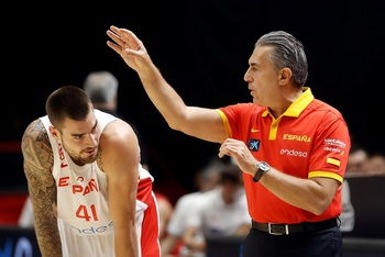 Juancho Hernangómez se queda fuera de los Juegos