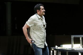 TeatroLAB Madrid, de Gabriel Olivares, finalista en los Max