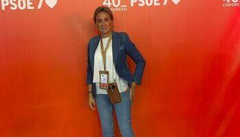 Milagros Tolón, presidenta del Comité Federal del PSOE