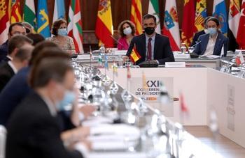 Vacunación y fondos europeos, las claves de la Conferencia