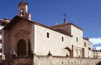 Patrimonio autoriza restaurar una pintura de La Fuencisla