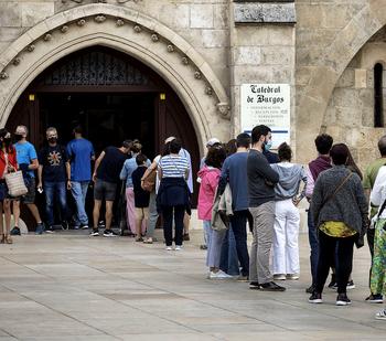 La Catedral recupera el pulso turístico