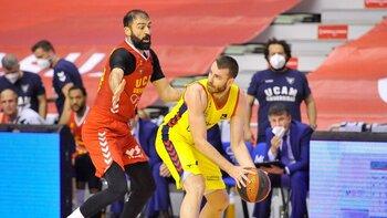 El MoraBanc Andorra apunta a los 'playoffs'