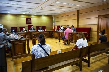 Condenados a 7 años y medio por intentar matar a una mujer