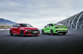 Audi lanza los nuevos RS 3