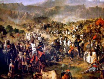 El señor de Vizcaya que mandó al Ejército castellano en Las Navas